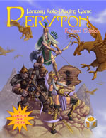 Peyton Publishing: Peryton Fantasy